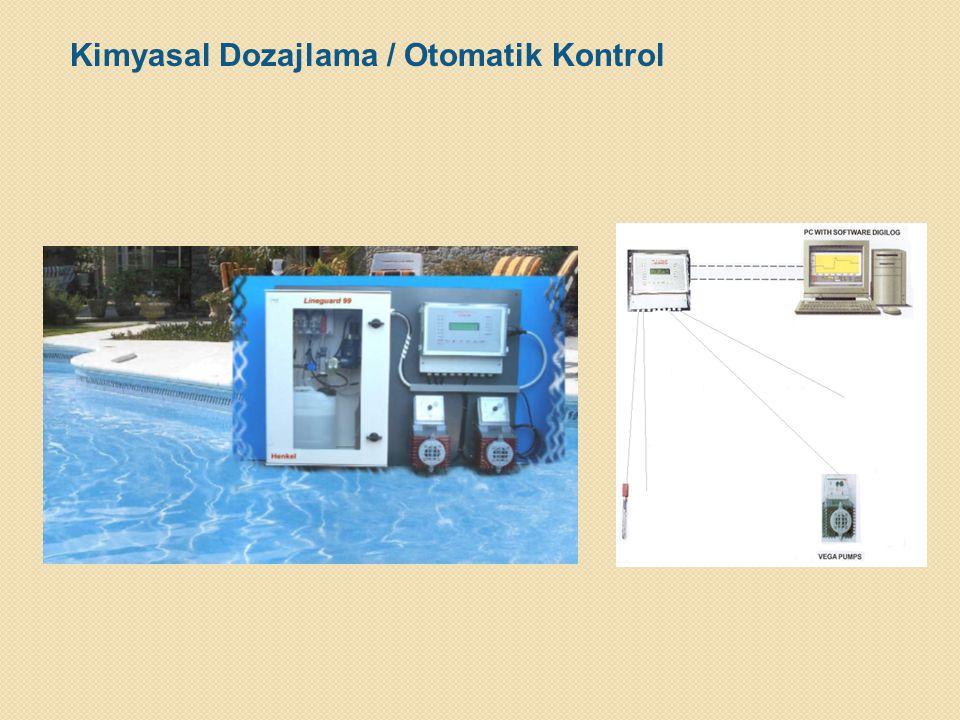 Kimyasal Dozajlama / Otomatik Kontrol