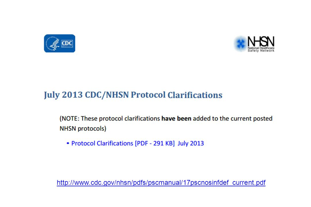 http://www.cdc.gov/nhsn/pdfs/pscmanual/17pscnosinfdef_current.pdf