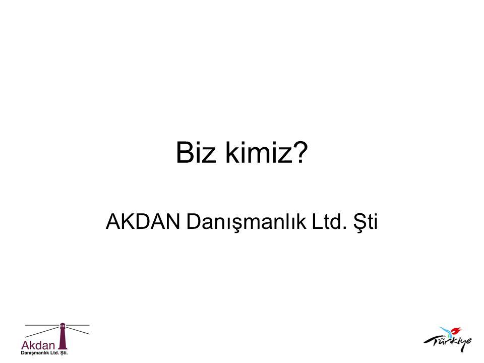 AKDAN Danışmanlık Ltd. Şti