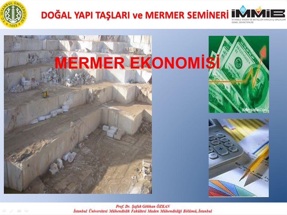 MERMER EKONOMİSİ