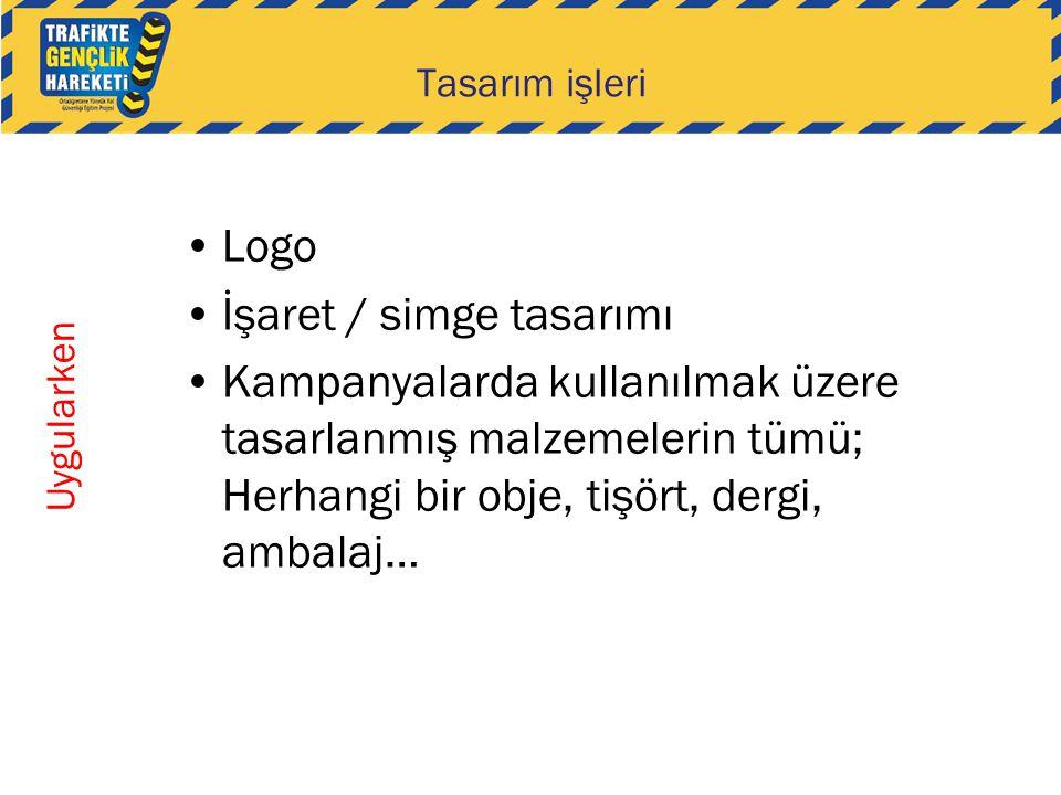 İşaret / simge tasarımı