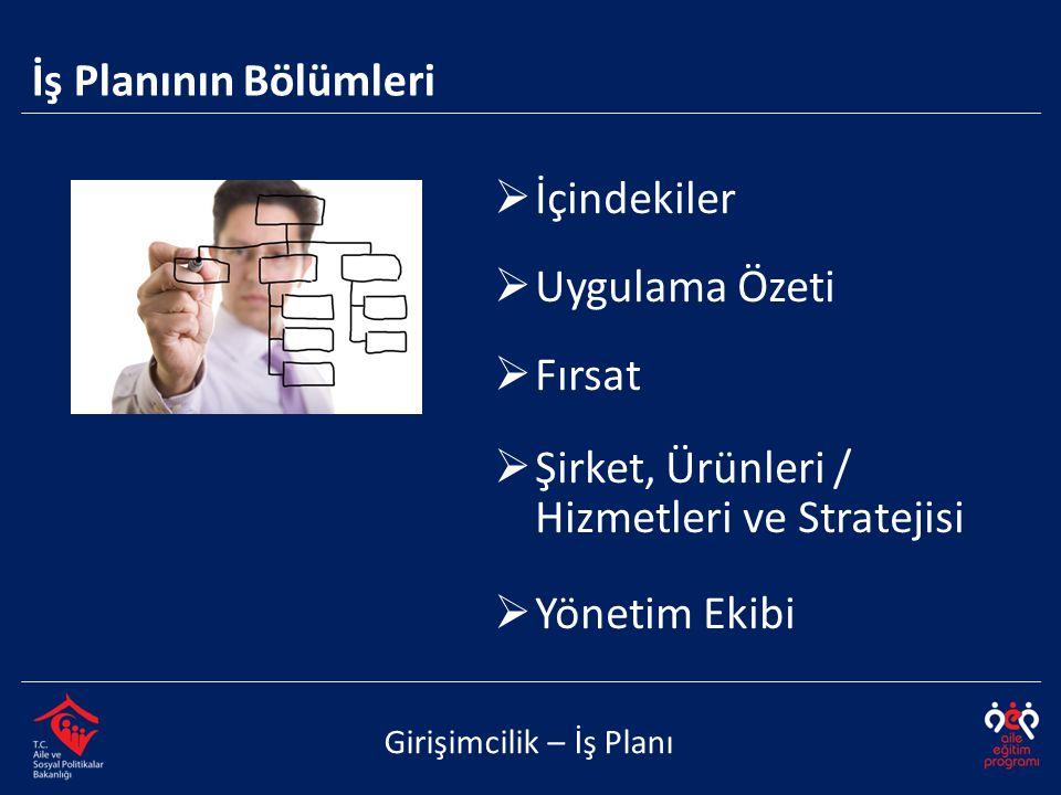 Şirket, Ürünleri / Hizmetleri ve Stratejisi