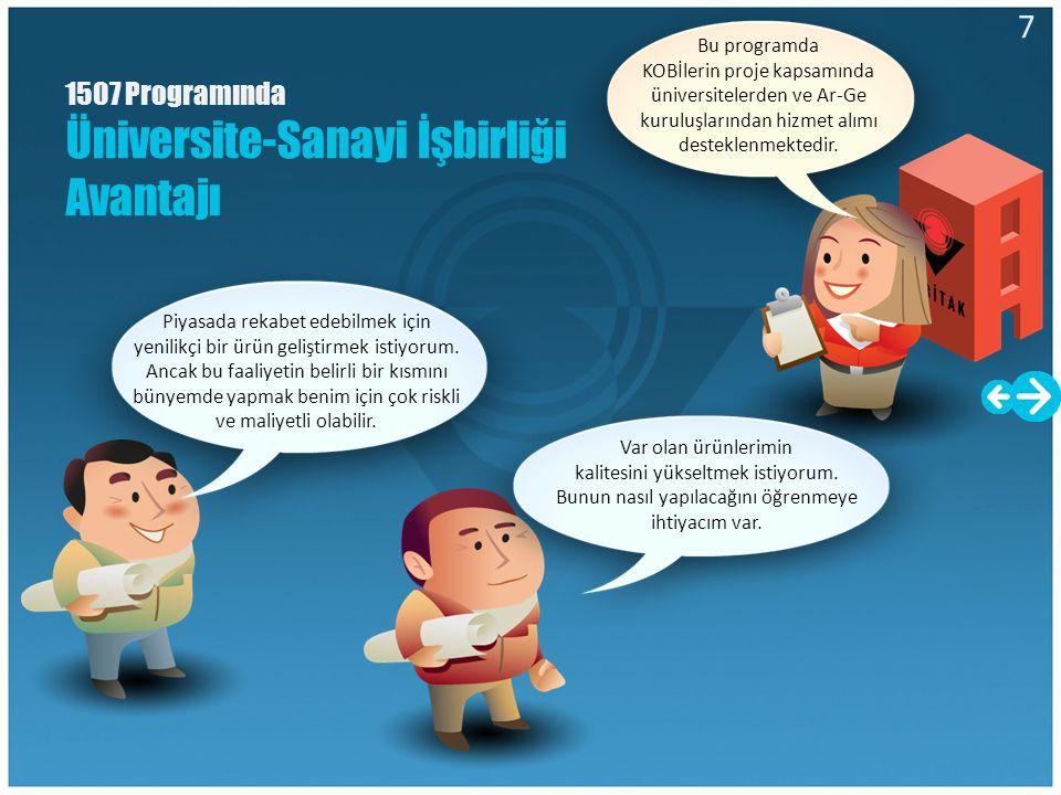 Üniversite-Sanayi İşbirliği Avantajı