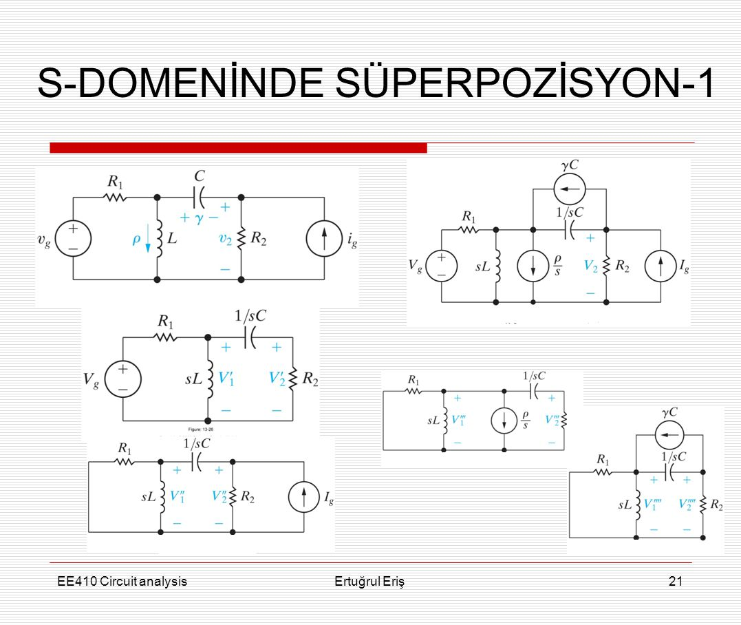 S-DOMENİNDE SÜPERPOZİSYON-1