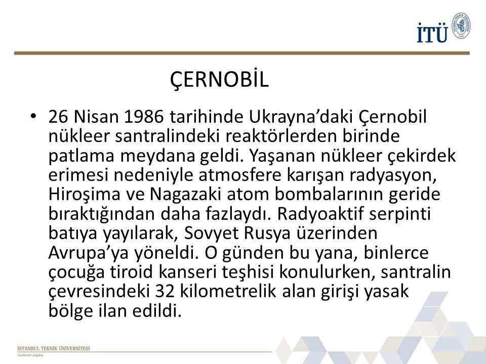 ÇERNOBİL