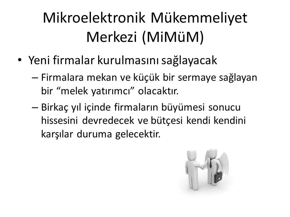 Mikroelektronik Mükemmeliyet Merkezi (MiMüM)