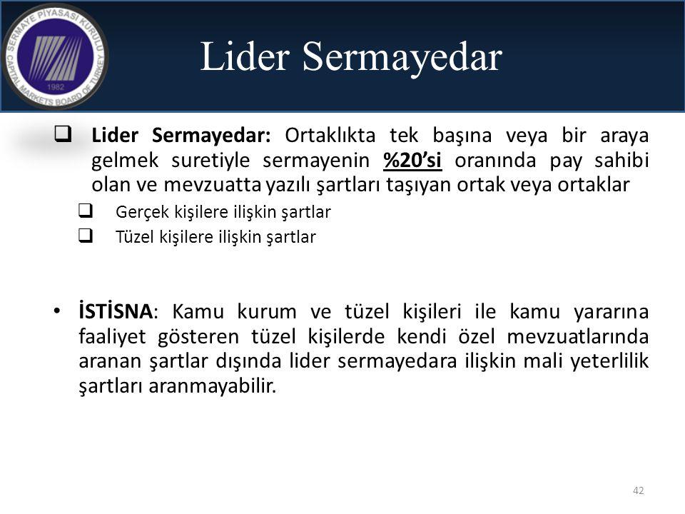 Lider Sermayedar
