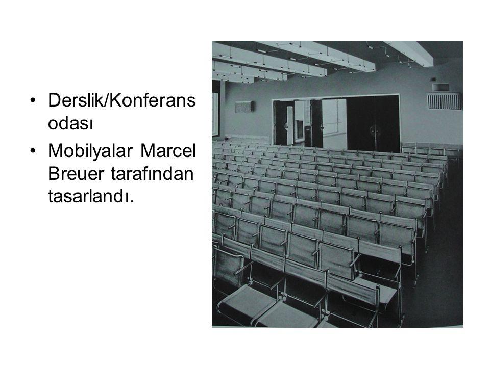 Derslik/Konferans odası