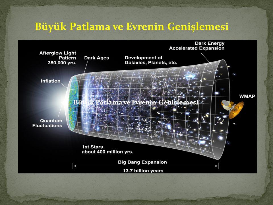 Büyük Patlama ve Evrenin Genişlemesi