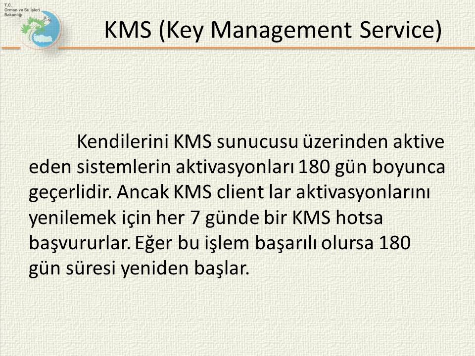 KMS (Key Management Service)