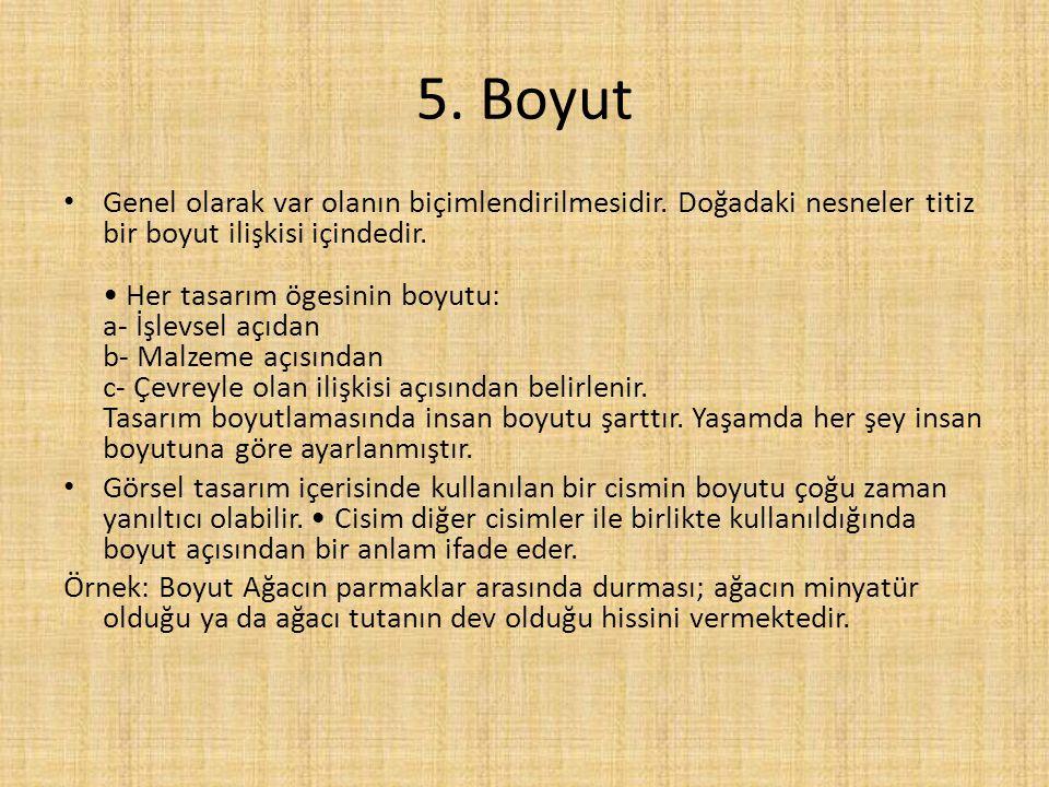 5. Boyut
