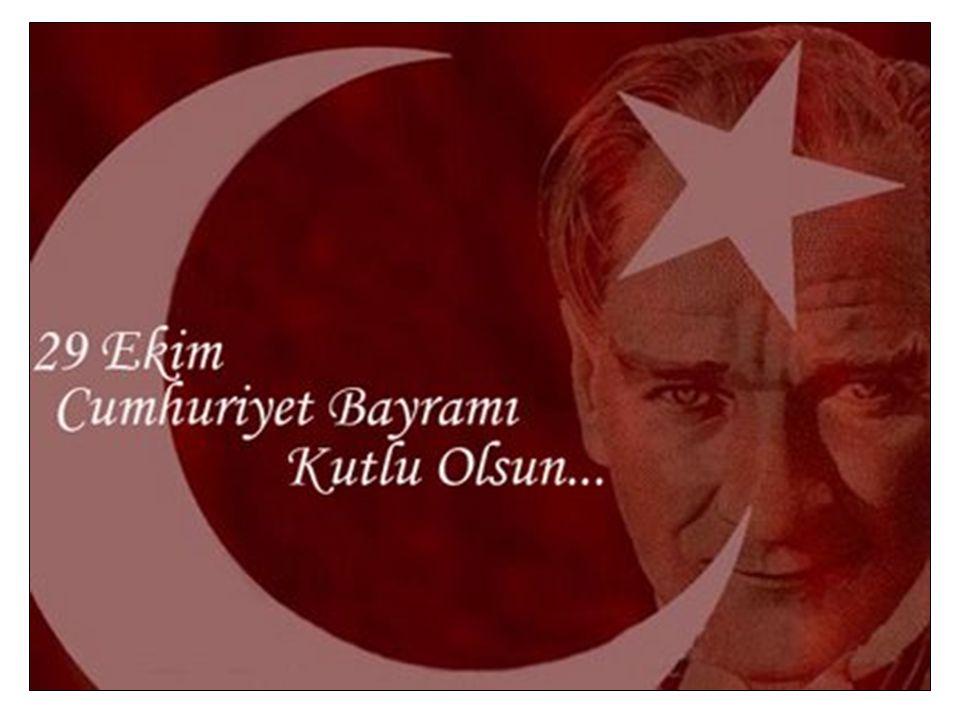 Atatürk'ün 29 Ekim 1933 günü, Cumhuriyet'in 10