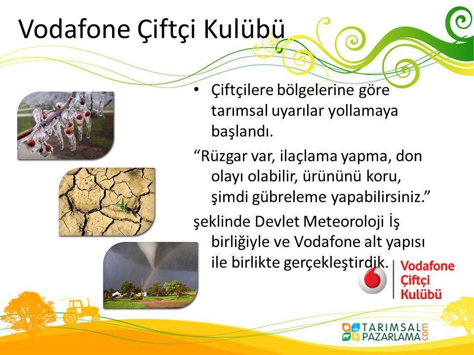Vodafone Çiftçi Kulübü