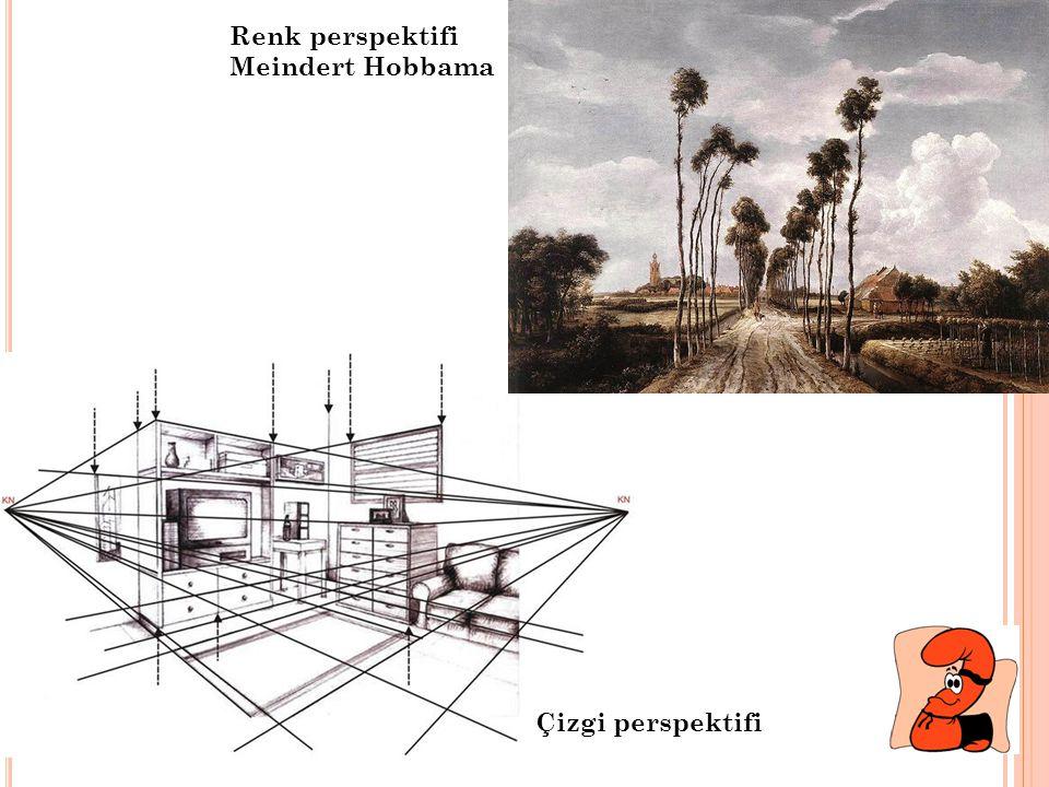 Renk perspektifi Meindert Hobbama