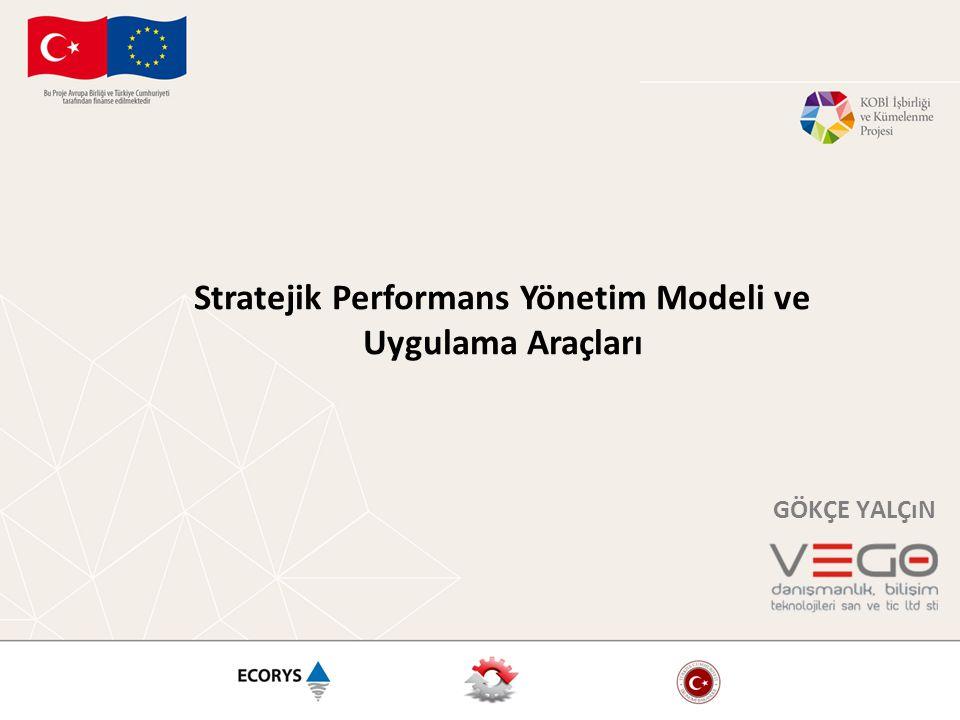 Stratejik Performans Yönetim Modeli ve Uygulama Araçları