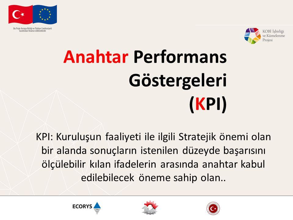 Anahtar Performans Göstergeleri (KPI)