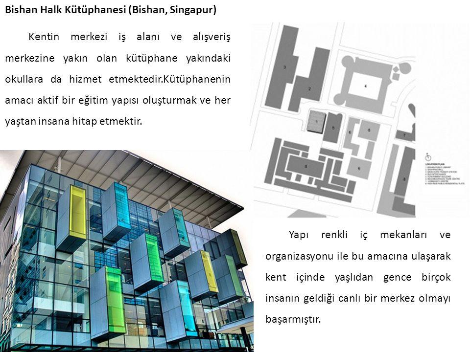 Bishan Halk Kütüphanesi (Bishan, Singapur)