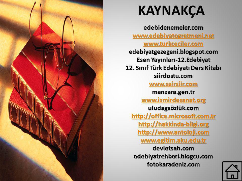 Esen Yayınları-12.Edebiyat 12. Sınıf Türk Edebiyatı Ders Kitabı