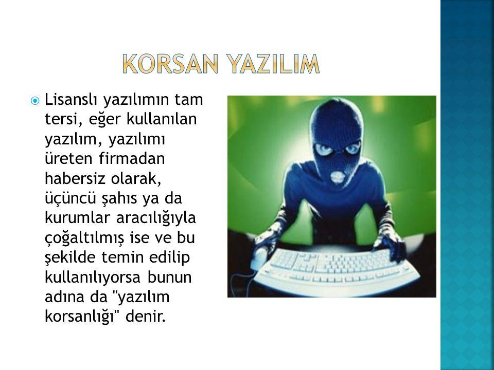 KORSAN YAZILIM