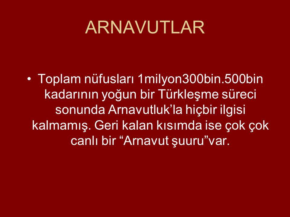 ARNAVUTLAR