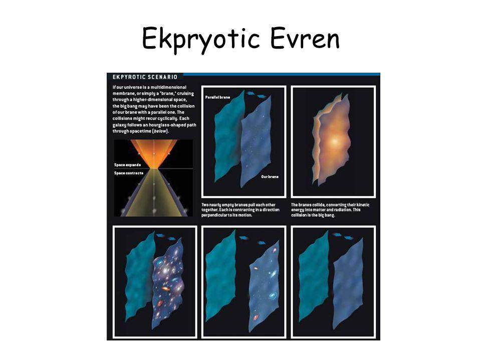 Ekpryotic Evren