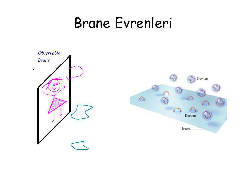 Brane Evrenleri