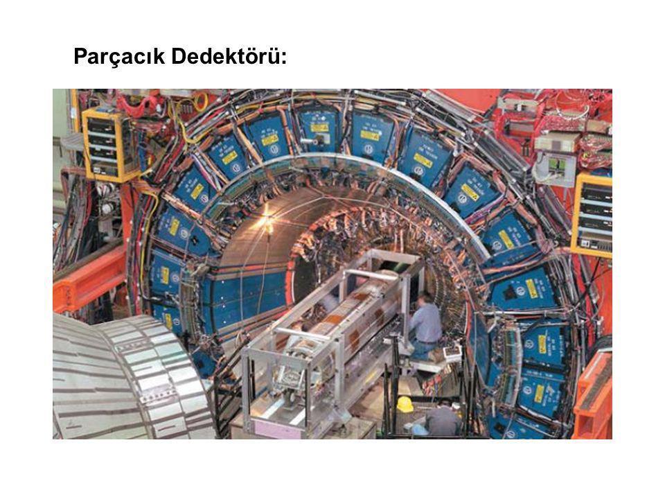 Parçacık Dedektörü:
