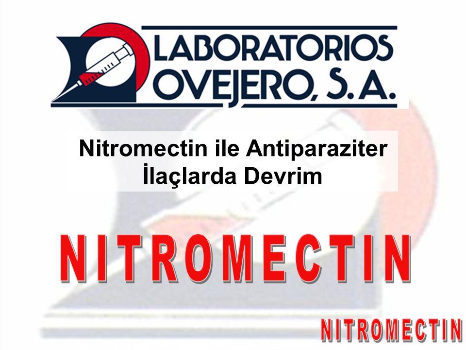Nitromectin ile Antiparaziter İlaçlarda Devrim