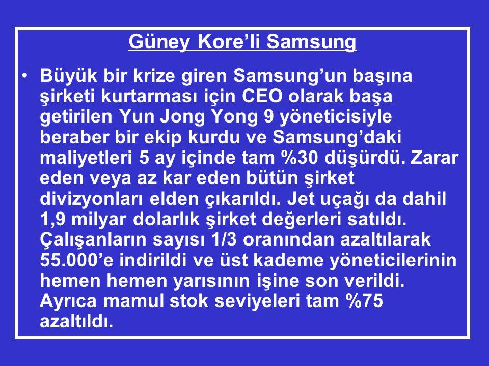Güney Kore'li Samsung