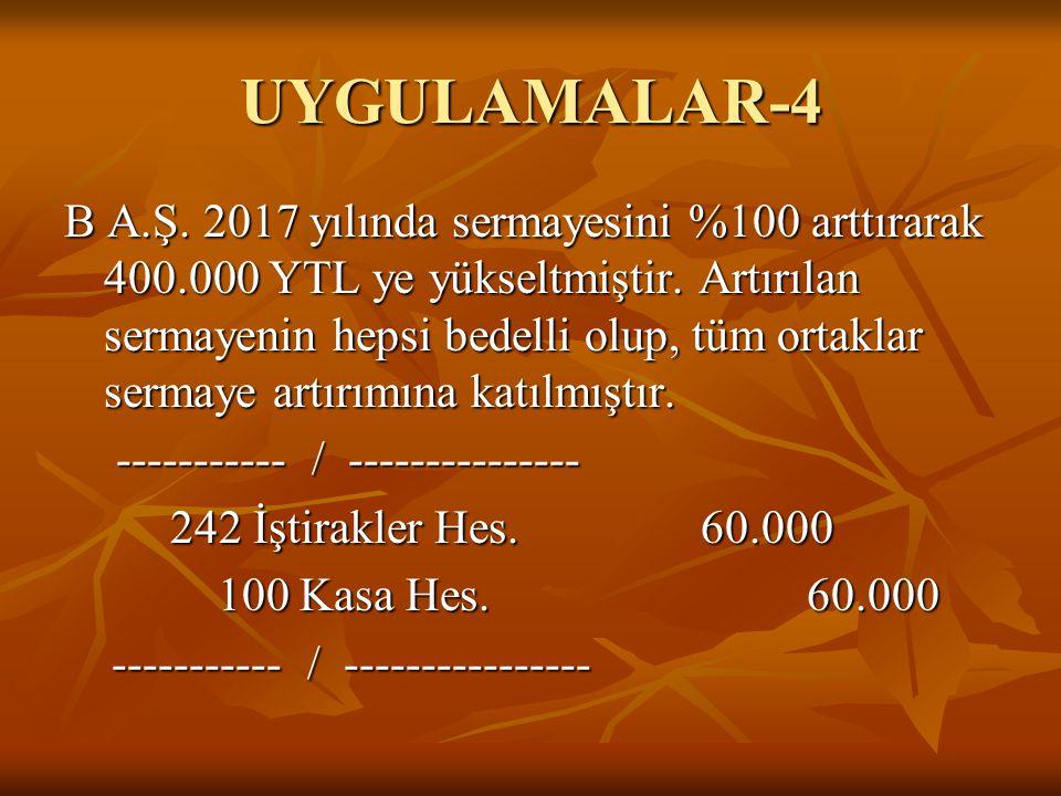 UYGULAMALAR-4