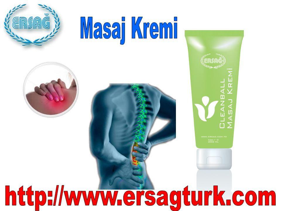 Masaj Kremi http://www.ersagturk.com