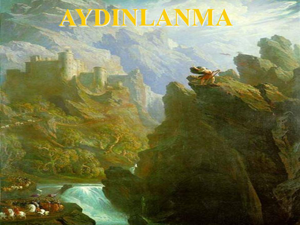 AYDINLANMA