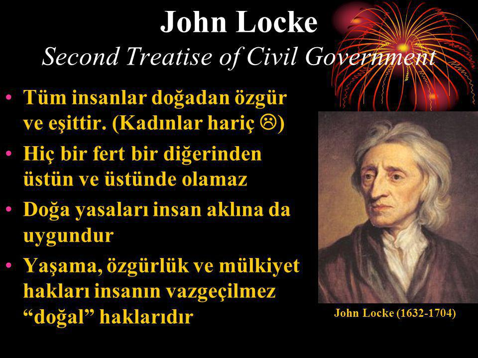 John Locke Second Treatise of Civil Government