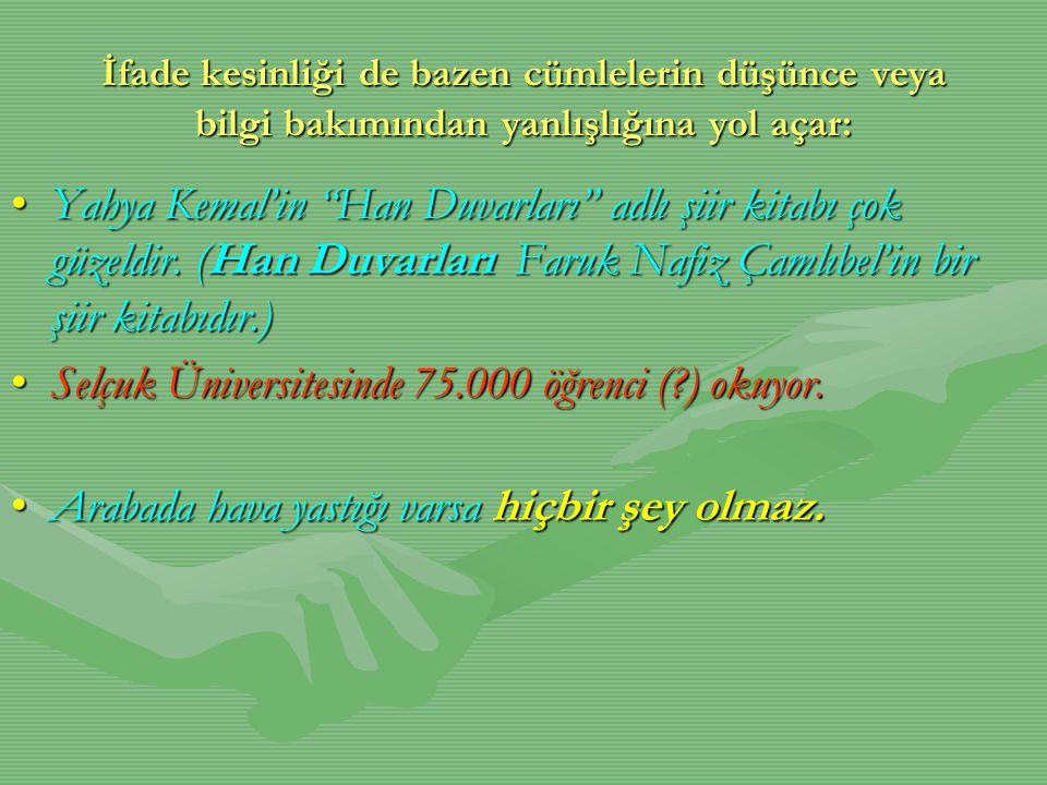 Selçuk Üniversitesinde 75.000 öğrenci ( ) okuyor.