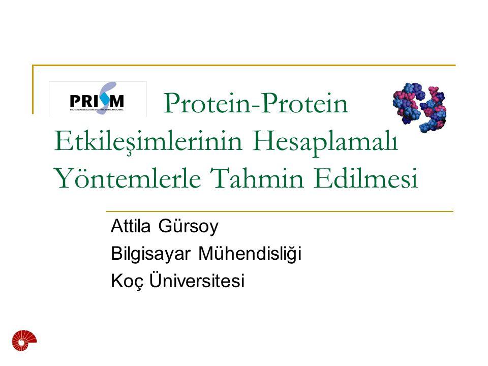 Attila Gürsoy Bilgisayar Mühendisliği Koç Üniversitesi