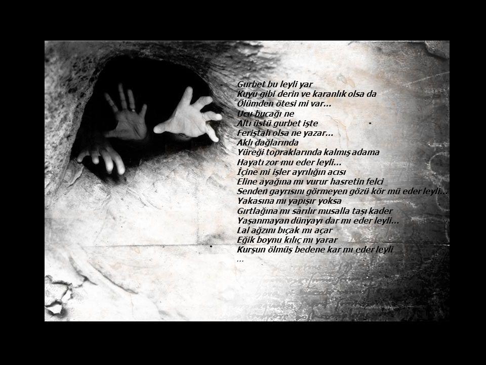 Kuyu gibi derin ve karanlık olsa da Ölümden ötesi mi var…