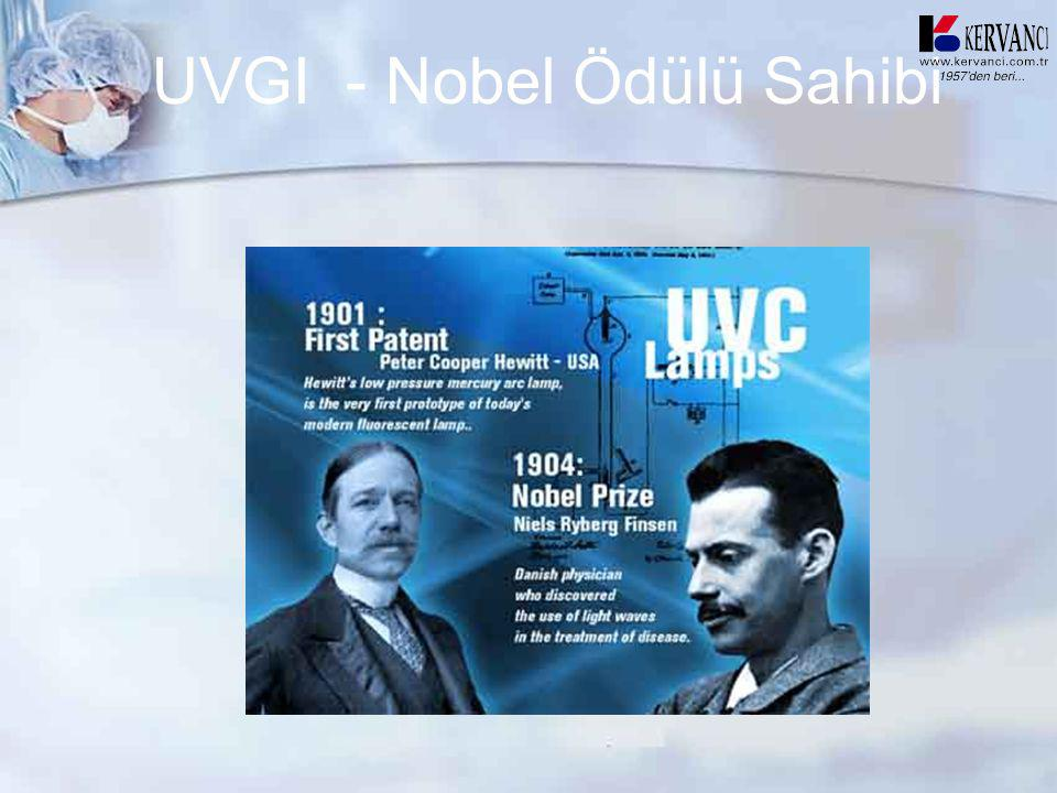 UVGI - Nobel Ödülü Sahibi