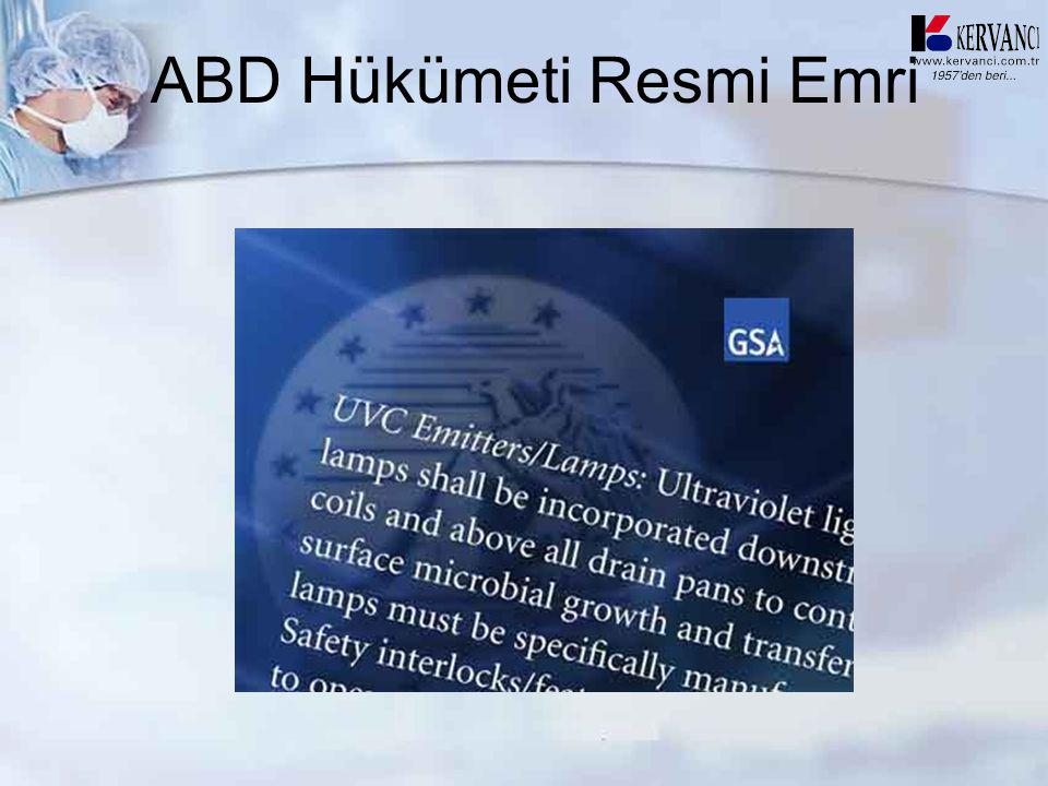ABD Hükümeti Resmi Emri