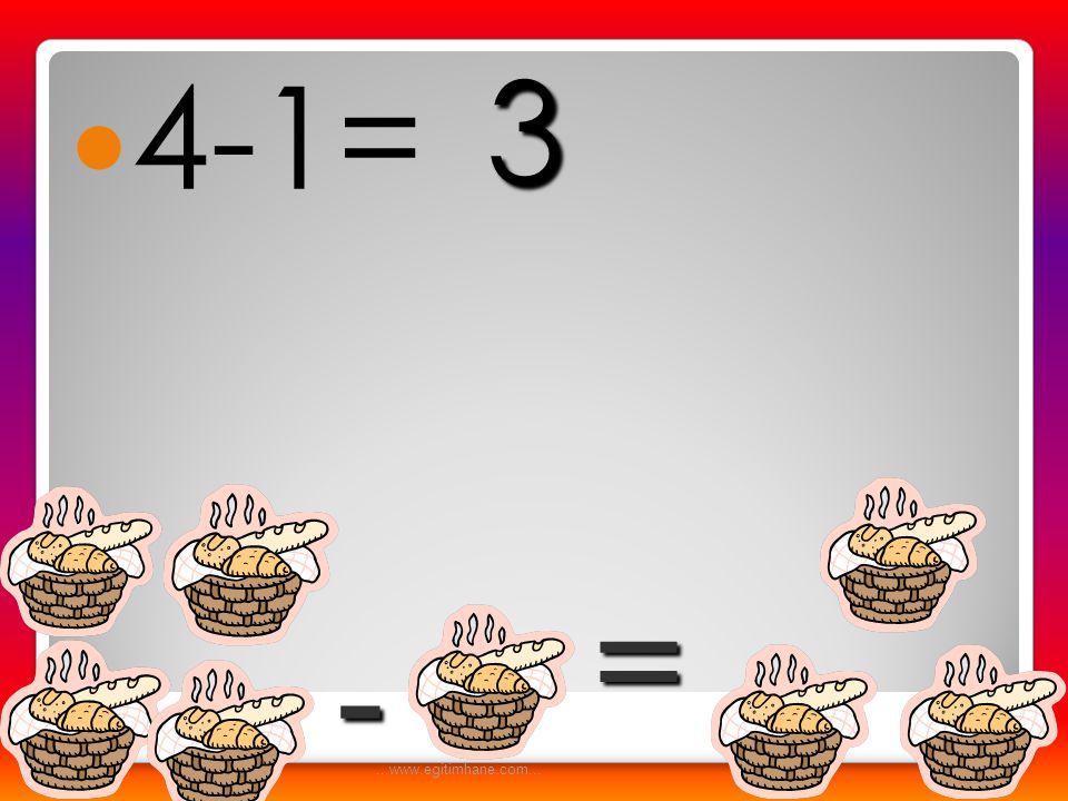 3 4-1= = - ...www.egitimhane.com...