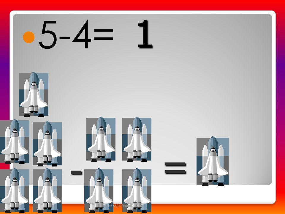 1 5-4= = - ...www.egitimhane.com...