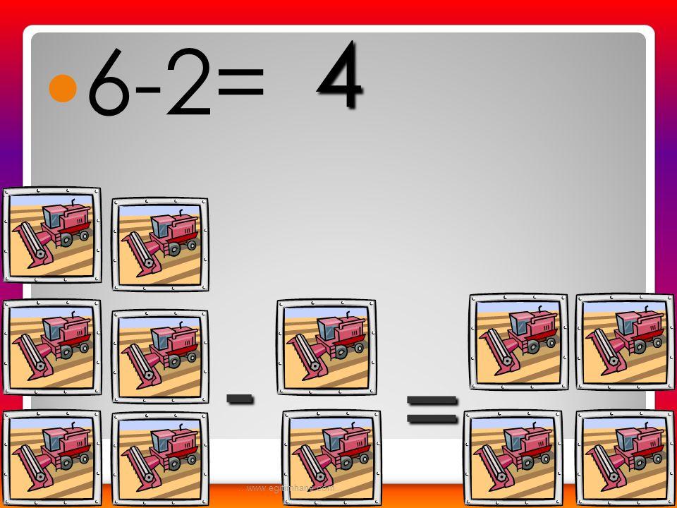 4 6-2= - = ...www.egitimhane.com...