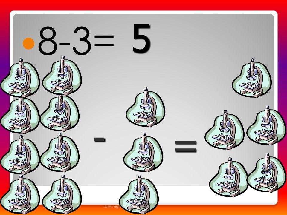 8-3= 5 - = ...www.egitimhane.com...