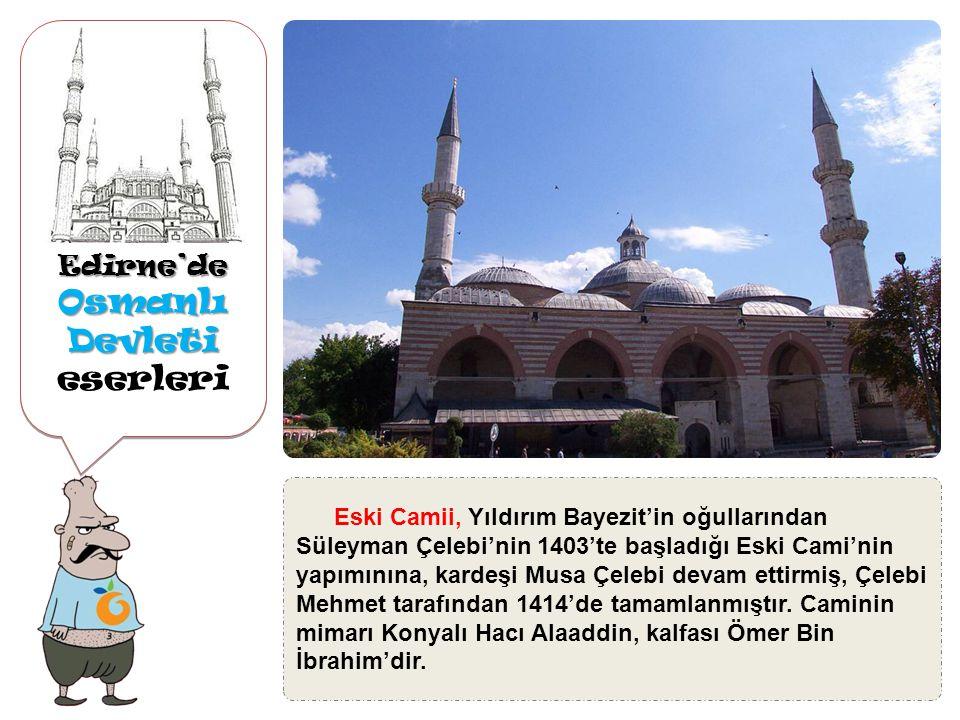 Osmanlı Devleti eserleri