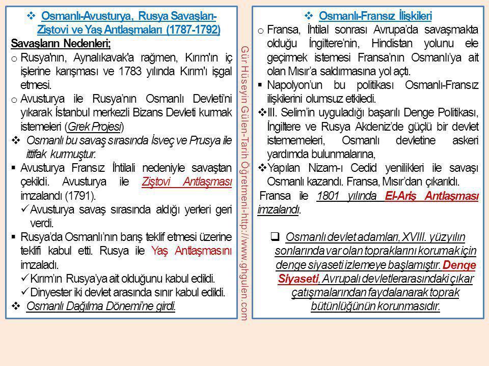 Osmanlı-Fransız İlişkileri