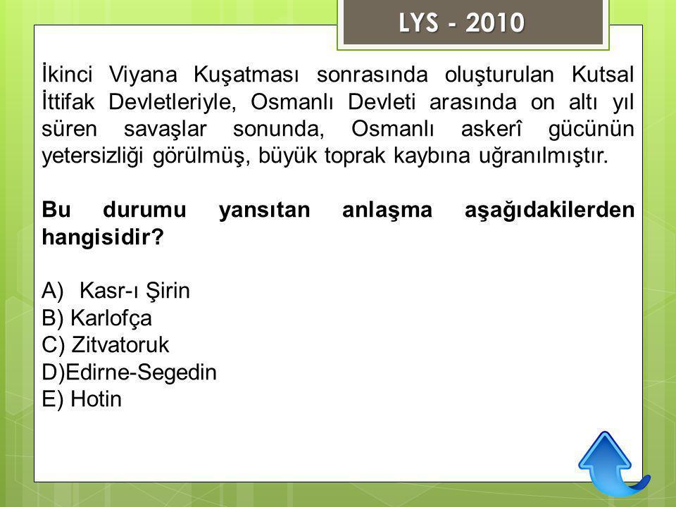 LYS - 2010