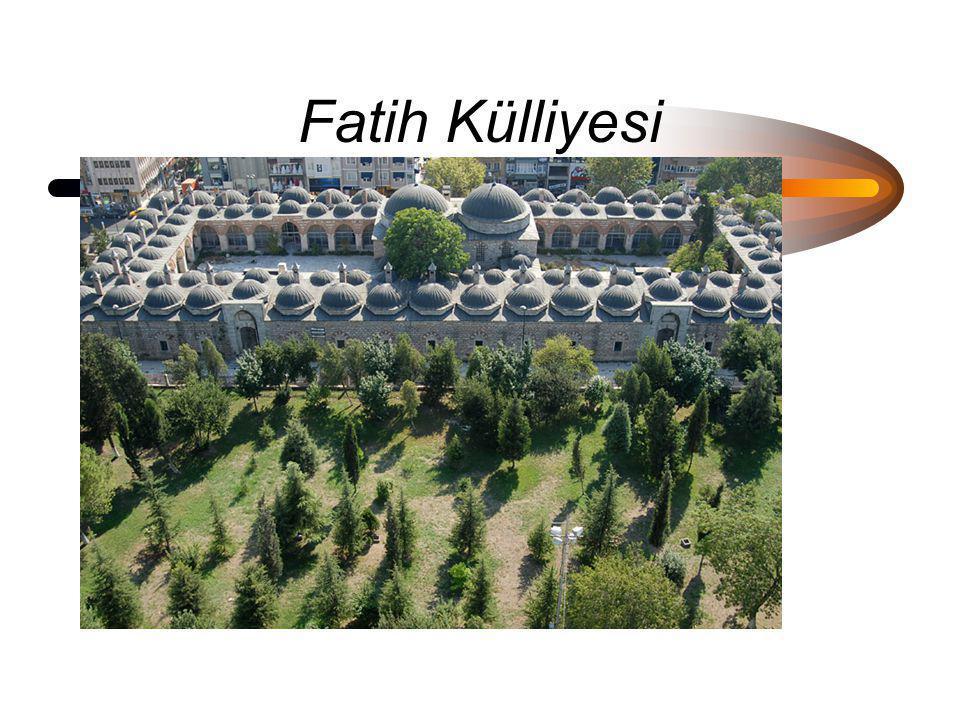 Fatih Külliyesi