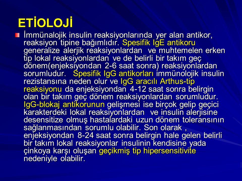 ETİOLOJİ