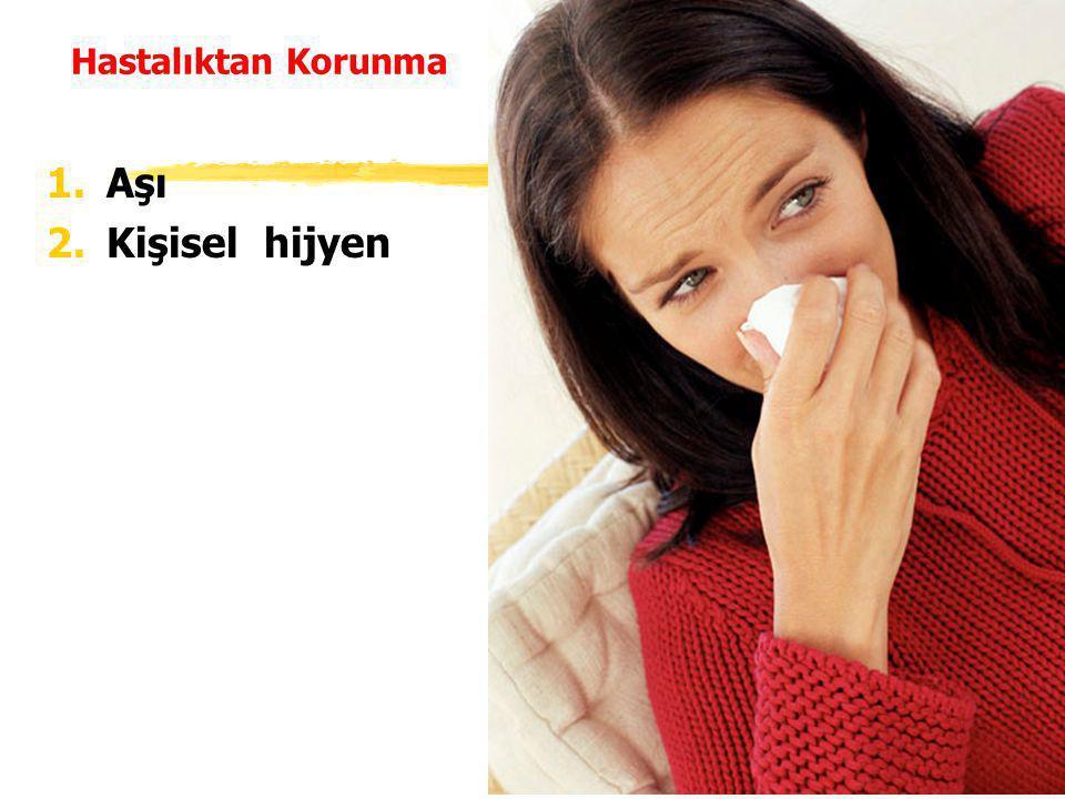 Hastalıktan Korunma Aşı Kişisel hijyen 24
