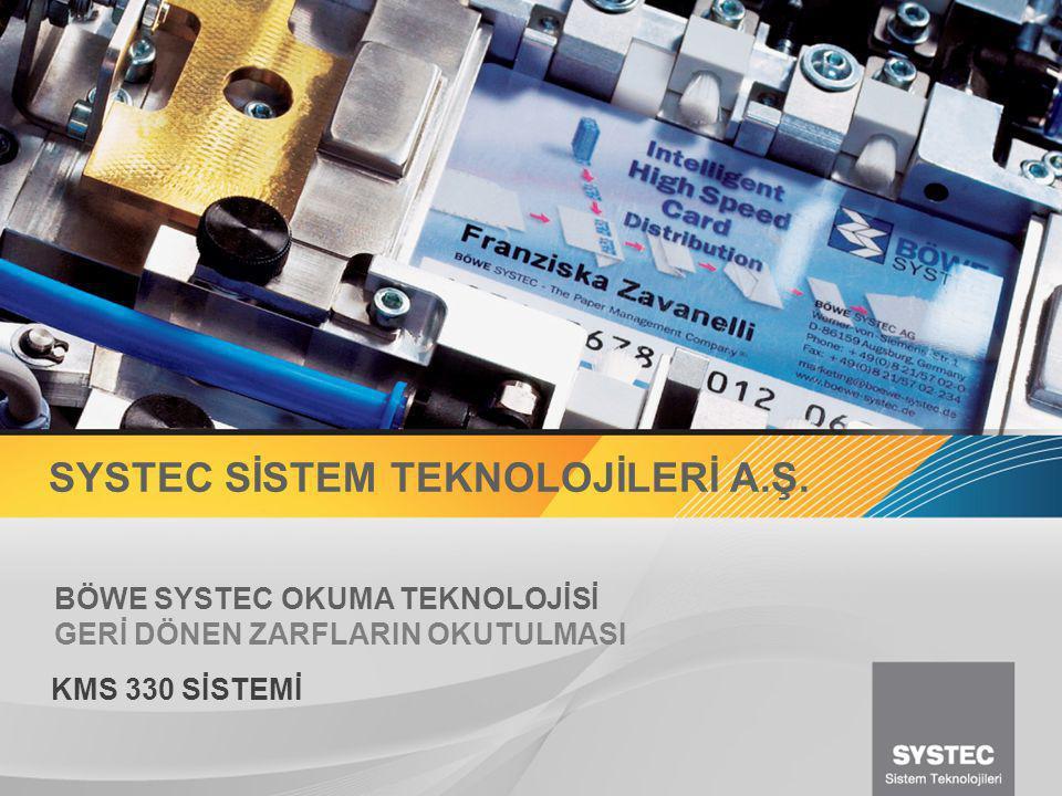 SYSTEC SİSTEM TEKNOLOJİLERİ A.Ş.