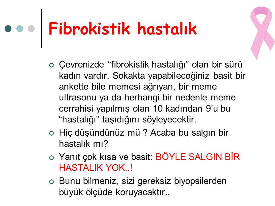 Fibrokistik hastalık